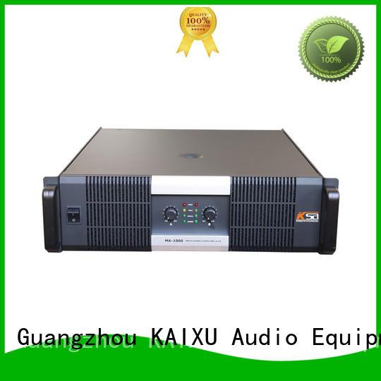 KaiXu class stereo amp class for club