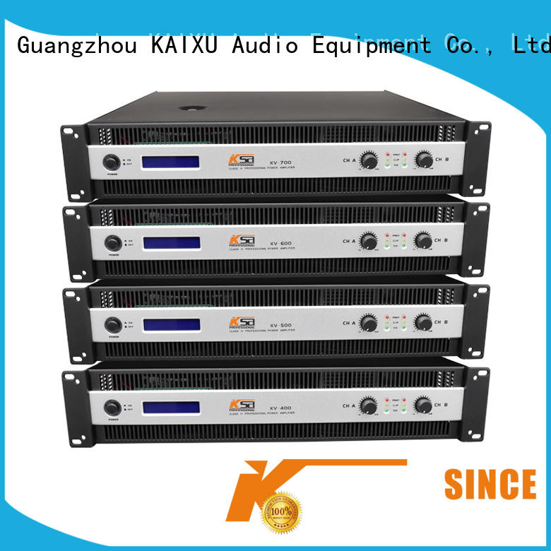 professional best power amplifier for dj stable systems
