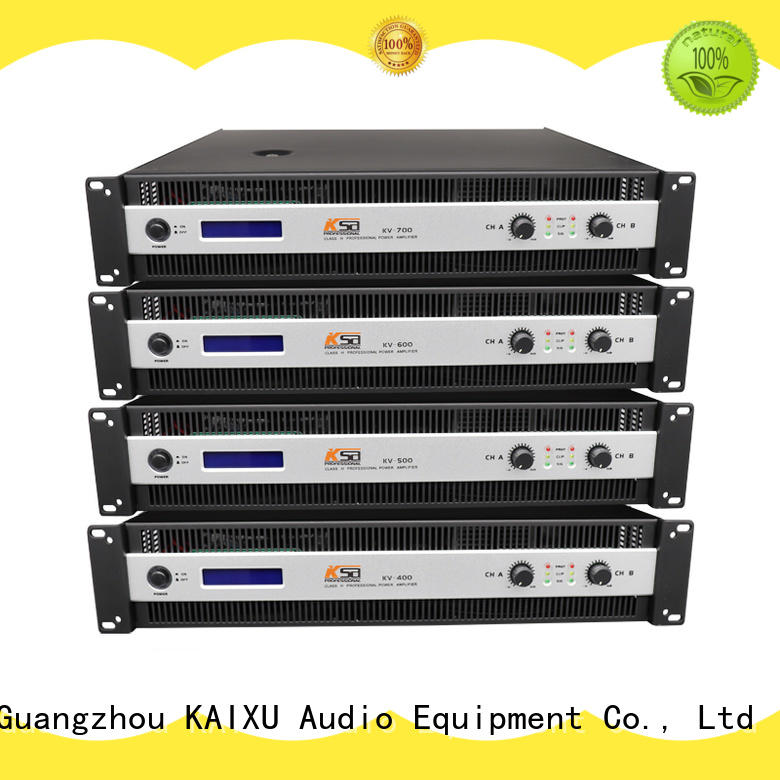 kv basic stereo amplifier price series KaiXu