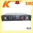 KSA professional audio power amplifiers supplier outdoor audio