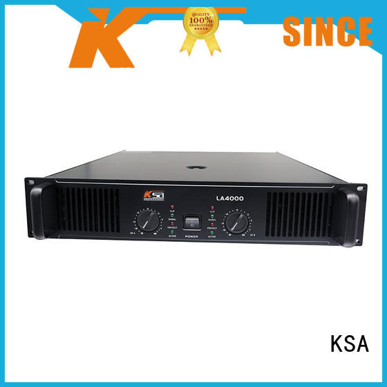 KSA top quality amplifier pa wholesale karaoke equipment