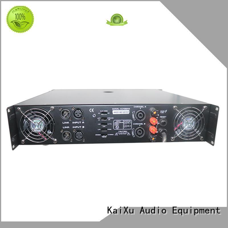 KSA pro audio amplifier custom outdoor audio