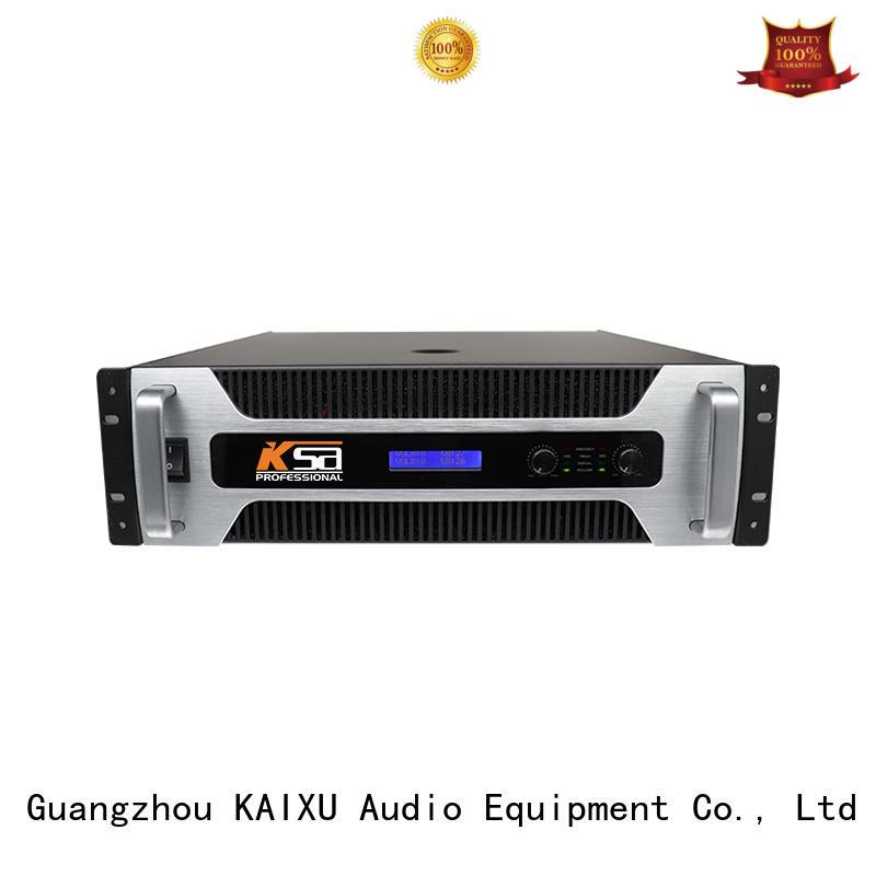 best home audio amplifier for multimedia KaiXu