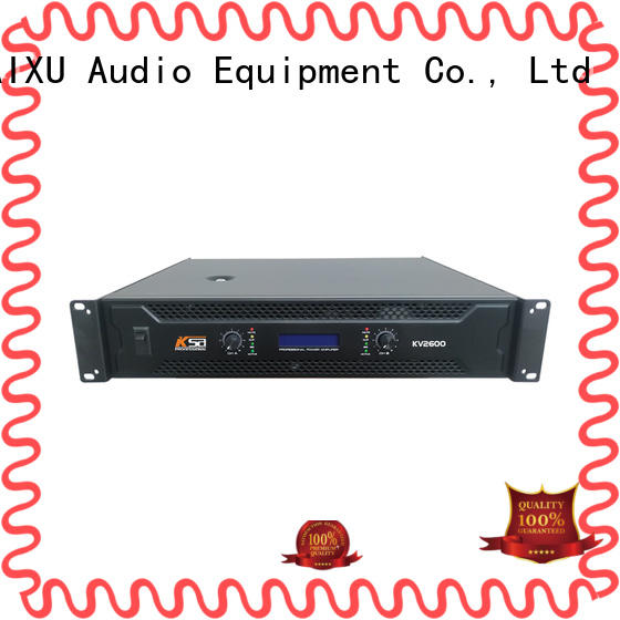 best power amps for live sound series KaiXu