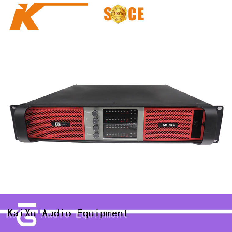 KSA best price digital power amplifier factory direct supply for bar