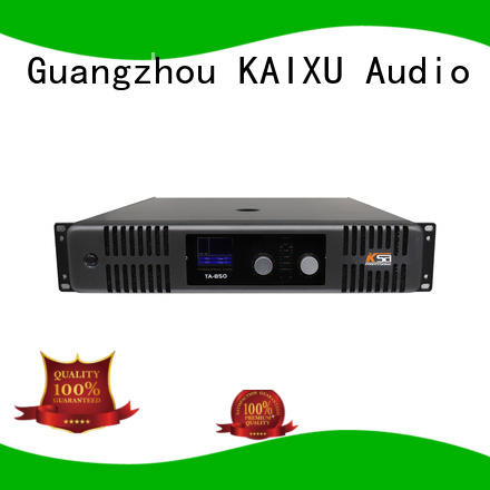 KaiXu sound audio power amp design