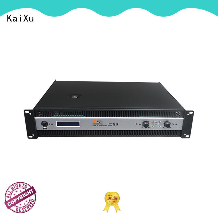 hf power amplifier watts systems KaiXu