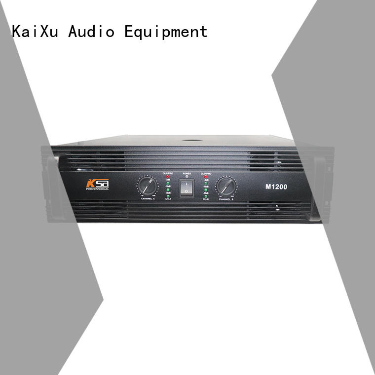 KSA promotional home stereo amplifier factory direct supply for transformer