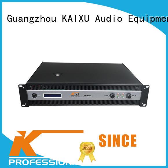 stable hf power amplifier watts dj sound