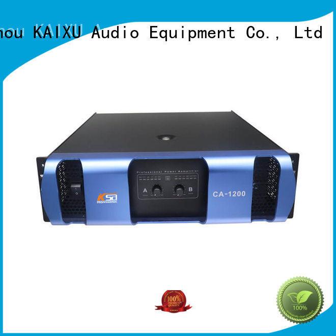 small amplifier functional KaiXu