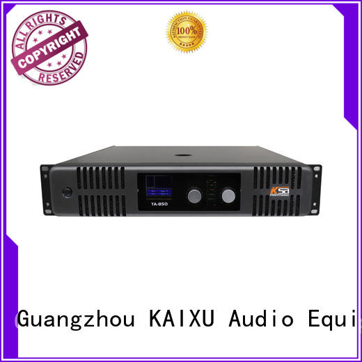 Good design music sound karaoke equipment professional amplifier for KTV use
