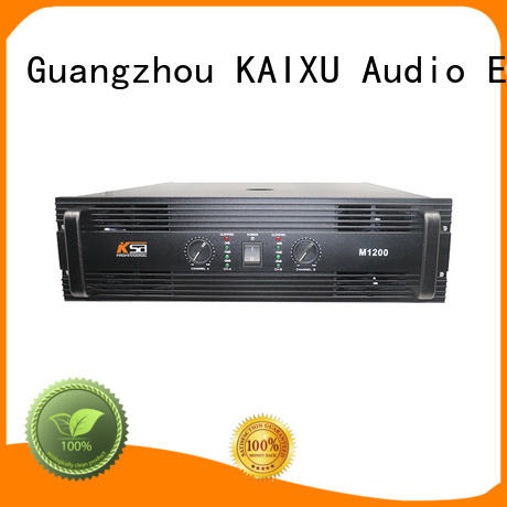 wholesale best stereo power amplifier cheapest factory for club KaiXu