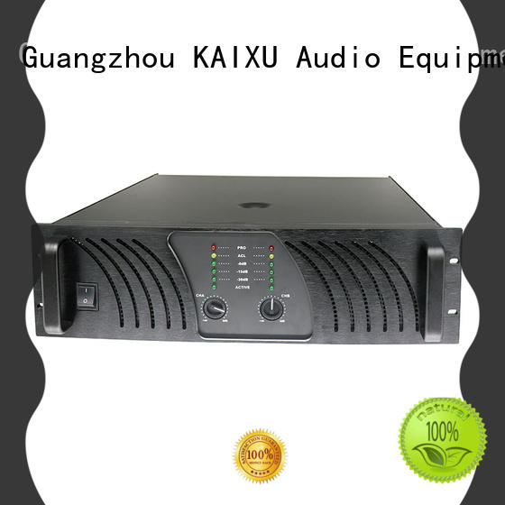low-cost home theatre amplifier from China for stage