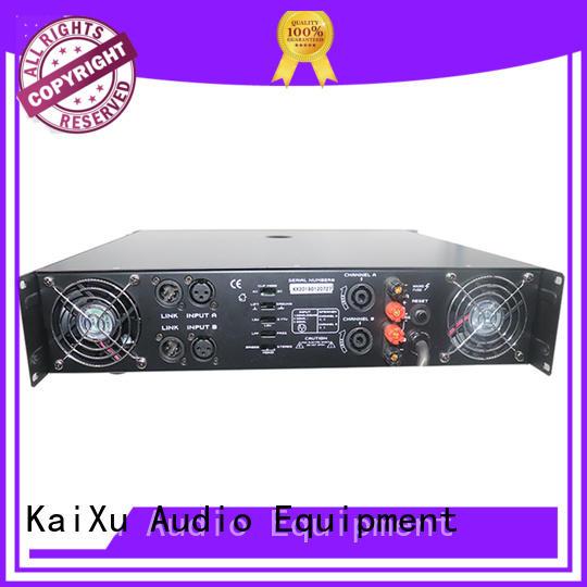 KSA latest best power amplifier from China bulk production