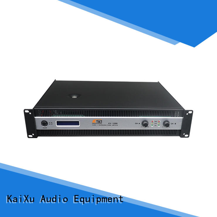 KSA quality home theater power amplifier factory bulk buy