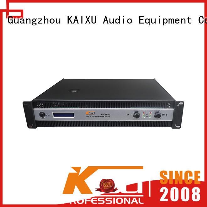 KSA power amplifier china watts systems