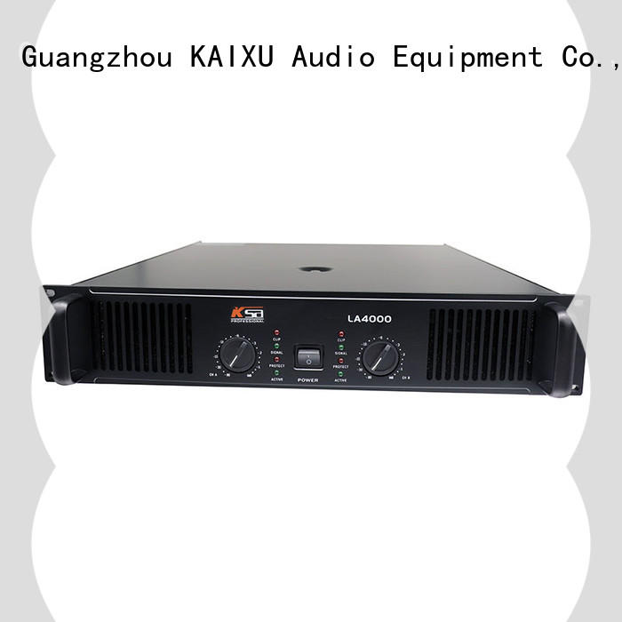 KSA stereo audio amplifier wholesale for night club