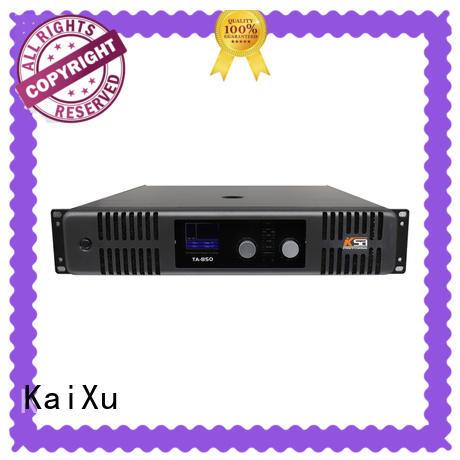 hifi audio amplifier professional bulk production KaiXu