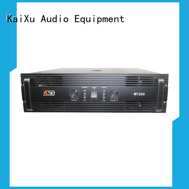 KSA professional home audio amplifier factory outdoor audio