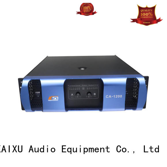 durable small amplifier functional for ktv KaiXu