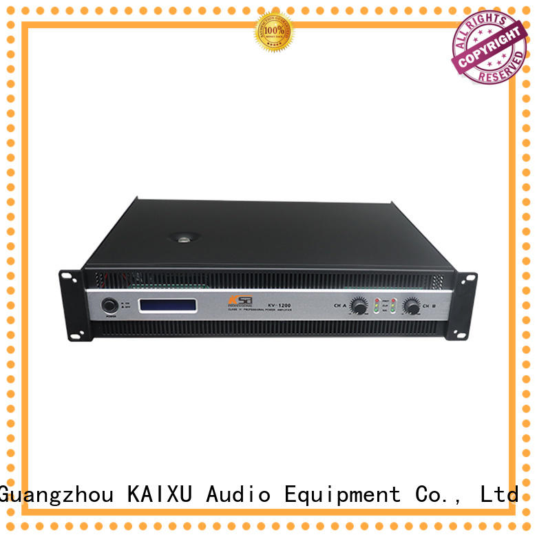 series home theater audio amplifier mid dj sound KaiXu