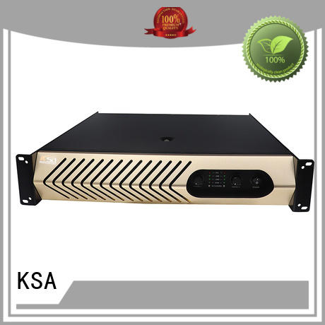 KSA best audio amplifier manufacturer for bar