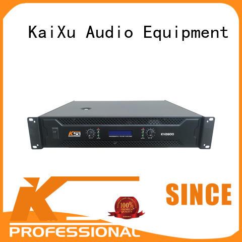KSA hf power amplifier competitive price dj sound