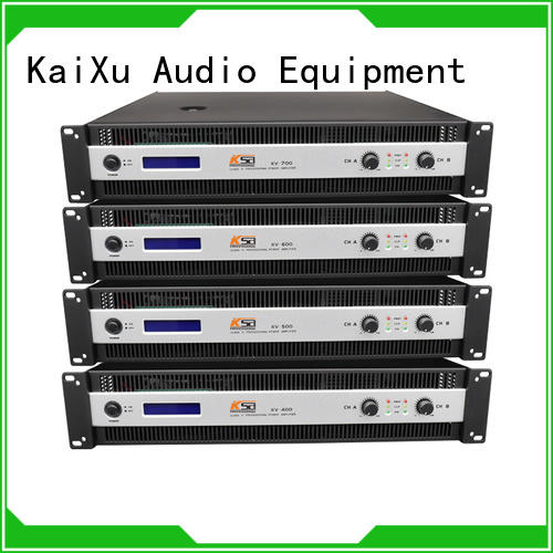 latest precision power amplifier best supplier for speaker