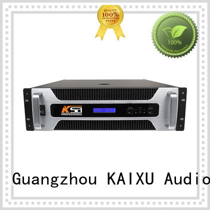 amplifier subwoofer power amplifier high quality for stage KaiXu