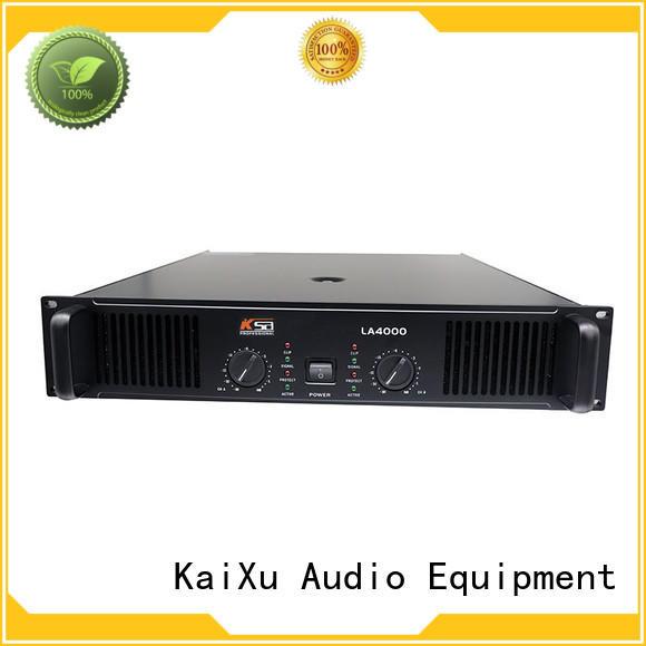 KSA dj power amplifier at discount for ktv