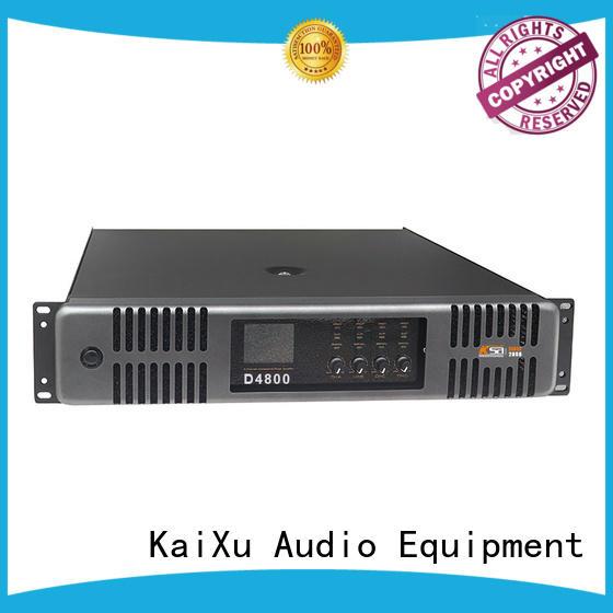 KSA stable stereo speaker amplifier best supplier for ktv