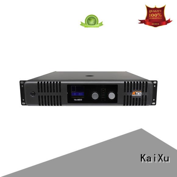 cheap stereo amplifier karaoke for speaker KaiXu