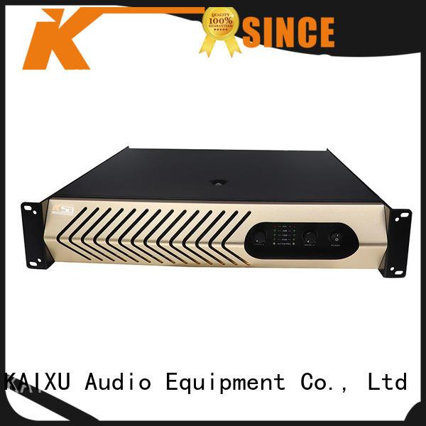 KSA best price studio amplifier bulk production for bar
