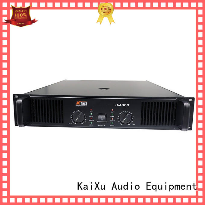 KSA top quality home stereo power amplifier manufacturer bulk buy