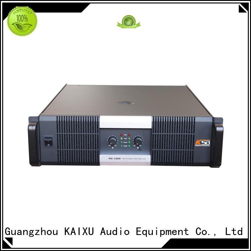 home stereo amplifier for bar KaiXu