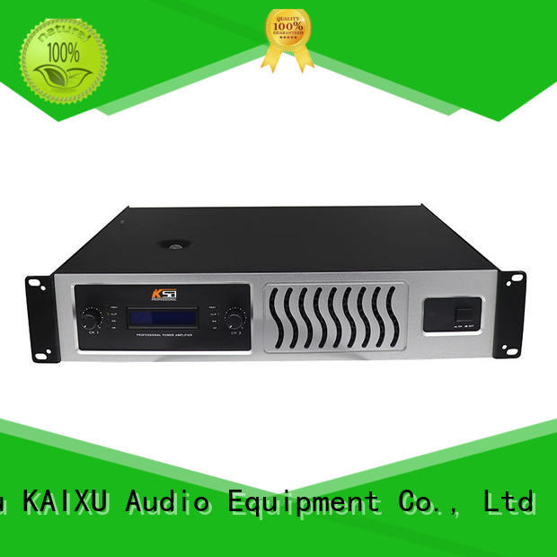 KSA durable power amplifier china factory for night club
