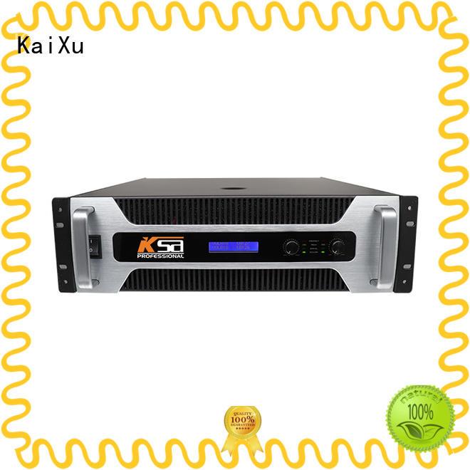 home audio power amplifier custom made for speaker KaiXu