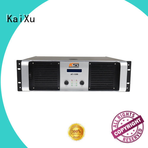 Custom equipment transistor amplifier professional KaiXu