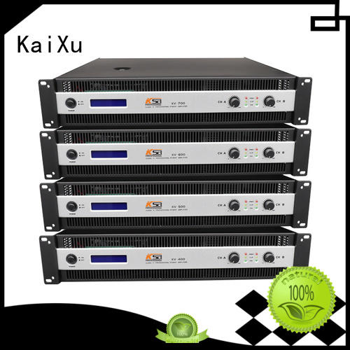 systems basic stereo amplifier low equipment KaiXu