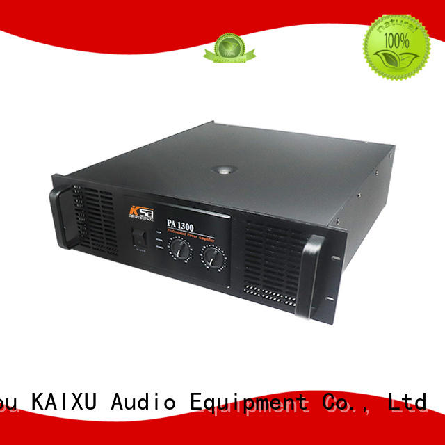 best pa amplifier power speaker KaiXu