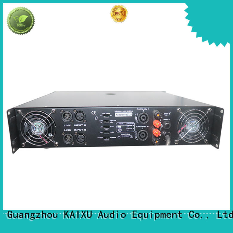high quality power amplifiers supplier outdoor audio