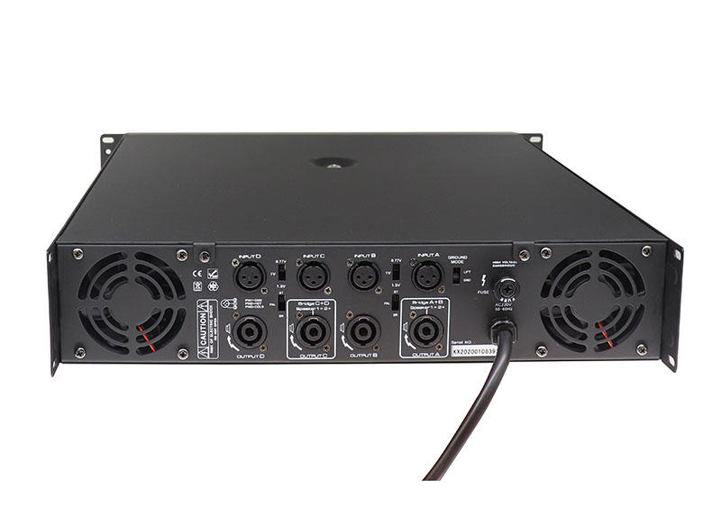 KSA factory price pa system amplifier supplier for speaker-3