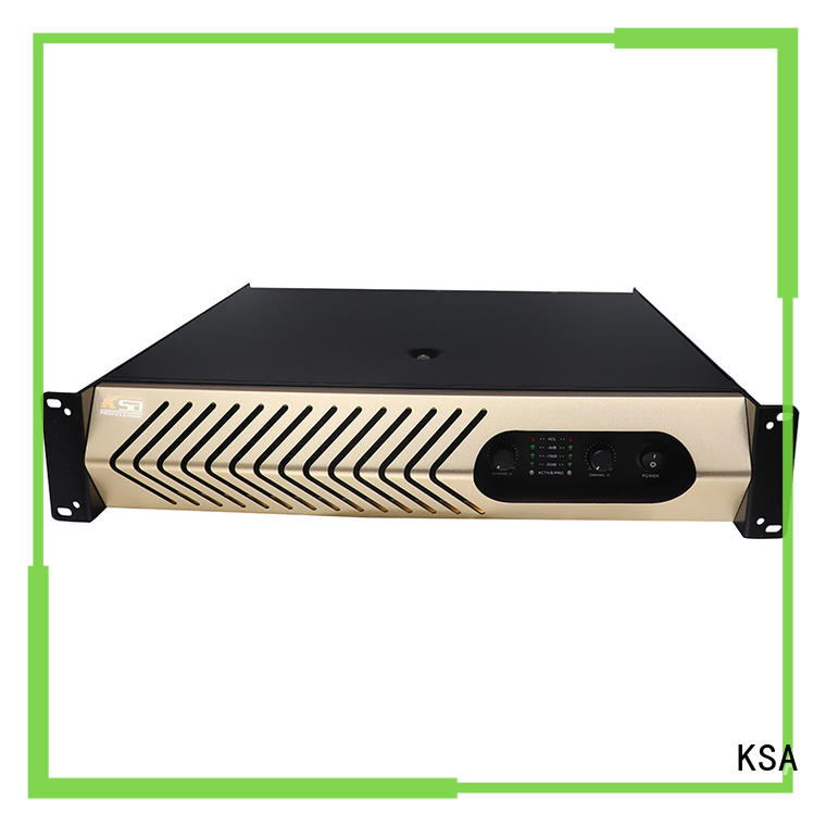 KSA china power amplifier suppliers for night club