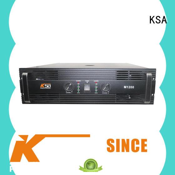 KSA music amplifier best quality for ktv