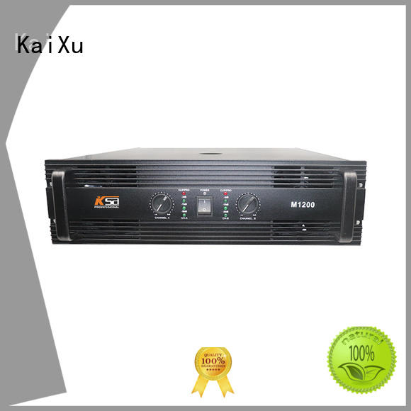 home audio amplifier for club KaiXu
