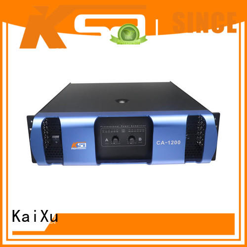 wholesale power amplifier by bulk KaiXu