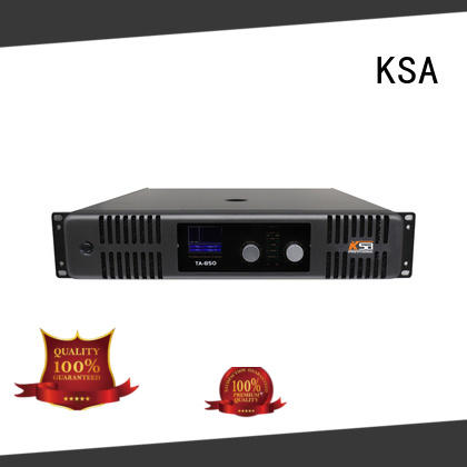 KSA professional china amplifiers music for bar