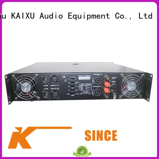KSA cheap amplifier supplier outdoor audio
