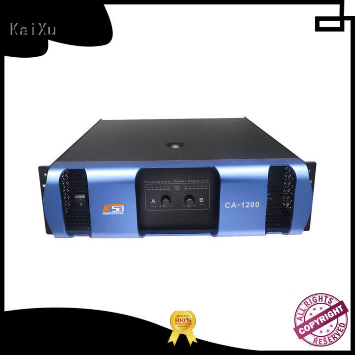 high quality amplifier for home speakers live sound subwoofer KaiXu