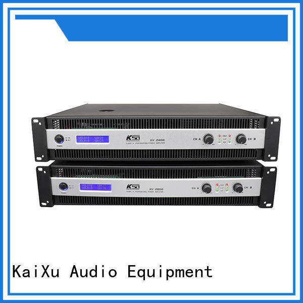 top amplifier power supplier for ktv